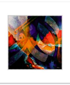 Peaceful-1-Print-14x14